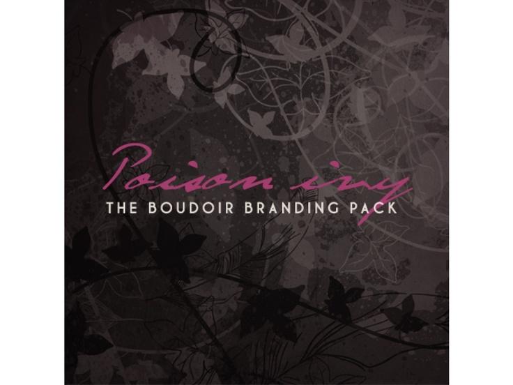 Poison Ivy for Boudoir (branding pack) - The Shoppe $175