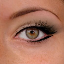 Almond shaped eyes makeup