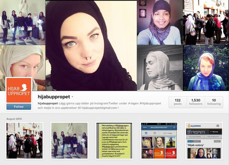 """Why #Hijabuppropet Is Trending: """"...Religious intolerance is a problem that affects all members of a society, not merely the ones being discriminated against."""""""