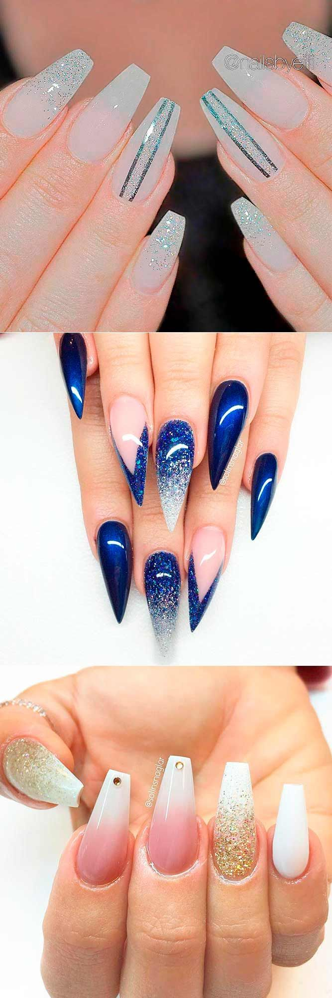 best 25+ homecoming nails ideas on pinterest   coffin acrylic
