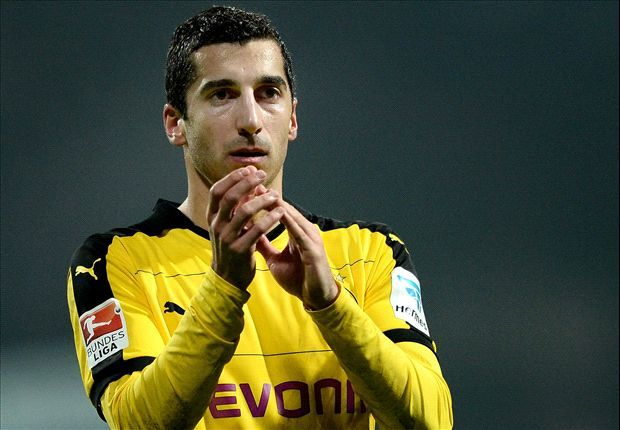 Whoops! Have Man Utd just confirmed Mkhitaryan deal... via their official megastore?!