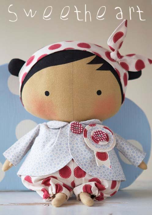 523 Best Tilda My Love Images On Pinterest Fabric Dolls