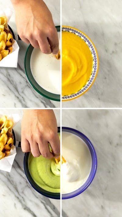 Se você está cansado da tradicional receita de maionese, aprenda essas quatro maneiras deliciosas para fazer em casa!