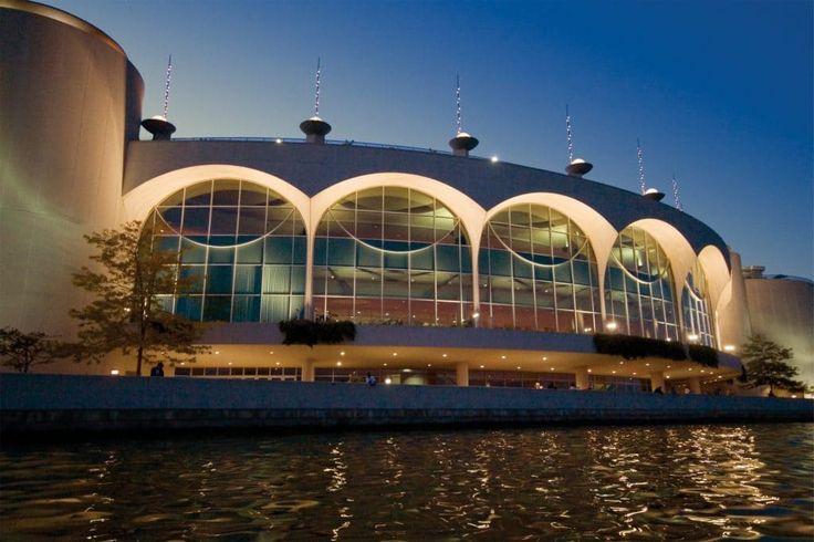Monona Terrace Community and Convention Center | Frank Lloyd ...