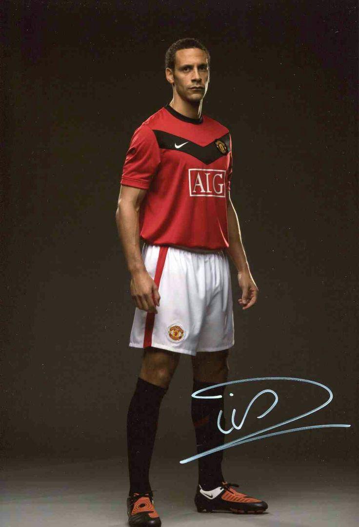 Rio Ferdinand of Man Utd in 2009.