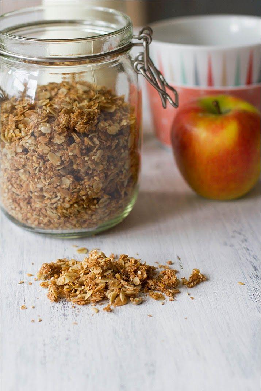 Basis-Rezept für Everyday Granola