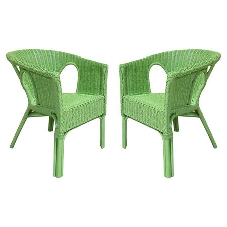 Lofton Patio Arm Chair Set of 2