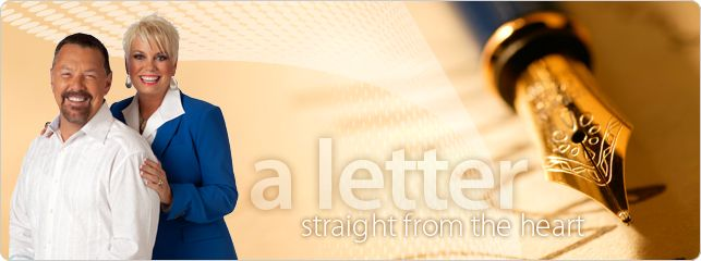 Larry Huch Ministries | Ministry Letter