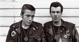 Greasers.