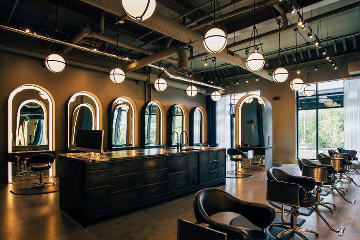 1 Indianapolis Hair Salon Photos G Michael Salon Shops Pinterest Salons Salon Interior