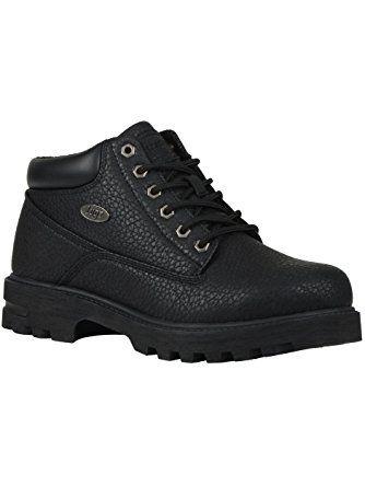 Lugz Men's Empire Wr Boot, Black/Pebble, 8 D US ❤ Lugz