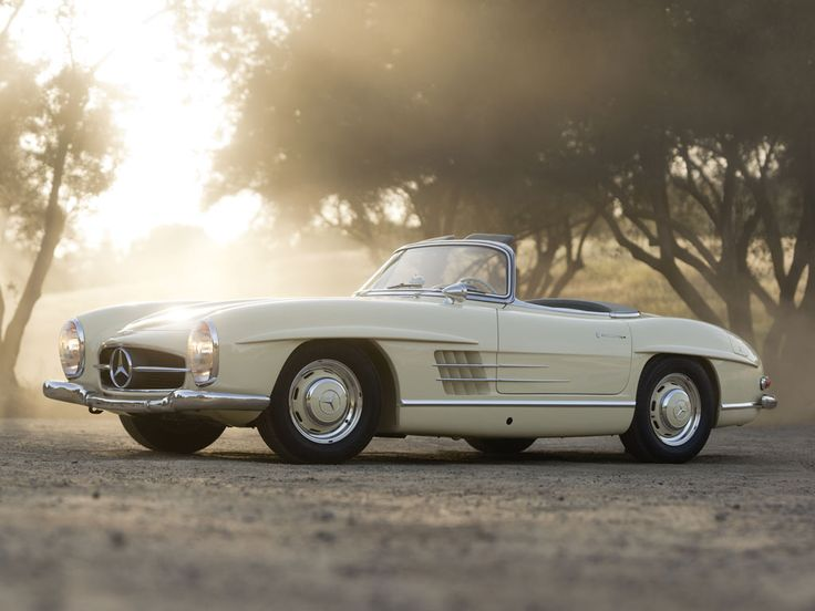 1957 Mercedes-Benz 300SL Roadster | Monterey 2013 | RM AUCTIONS