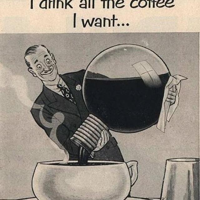 Vintage Coffee Ad 64