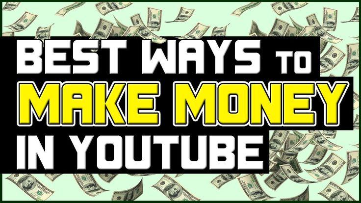Learn 3 TOP best ways to make MONEY on Youtube videos here: https://www.youtube.com/watch?v=YullCmh8PKE