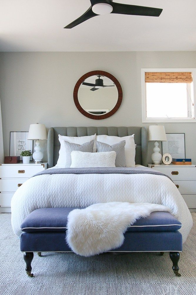 An Inexpensive Way to Refresh Your Bedroom