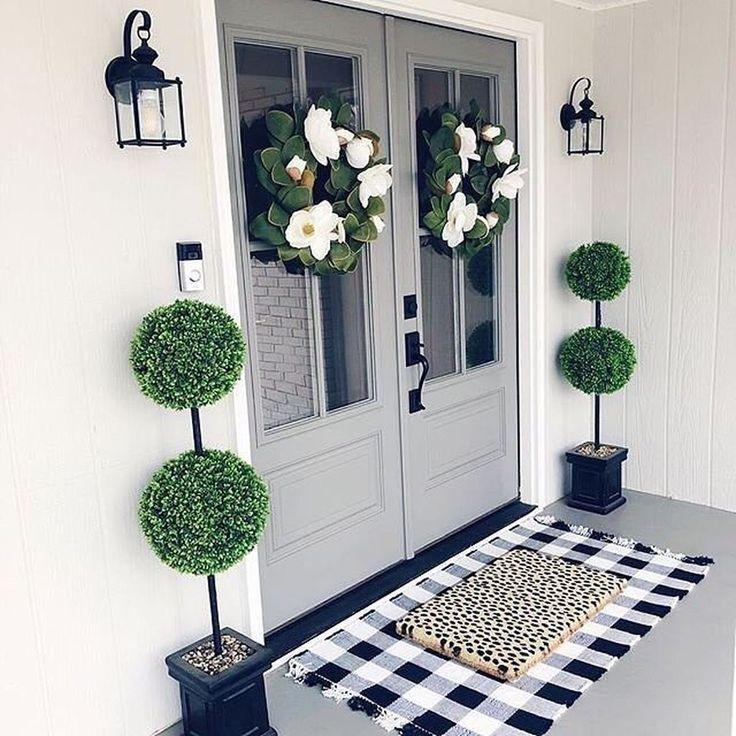 41 Incredible Farmhouse Decor Ideas: 41 Incredible Front Porch Decorating Ideas For House