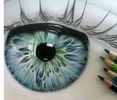 Image result for side view eyes drawing