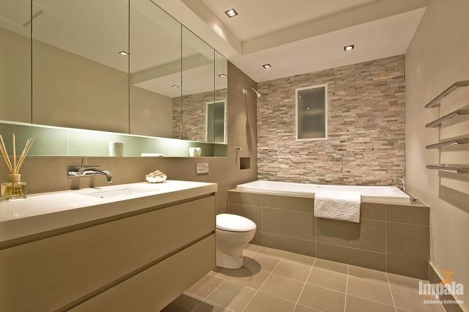 bathroom tile colours colours and overhanging mirror box with lighting 11584