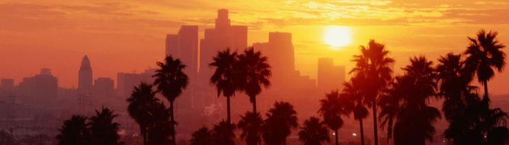 there is no place like home… the city of Angels.
