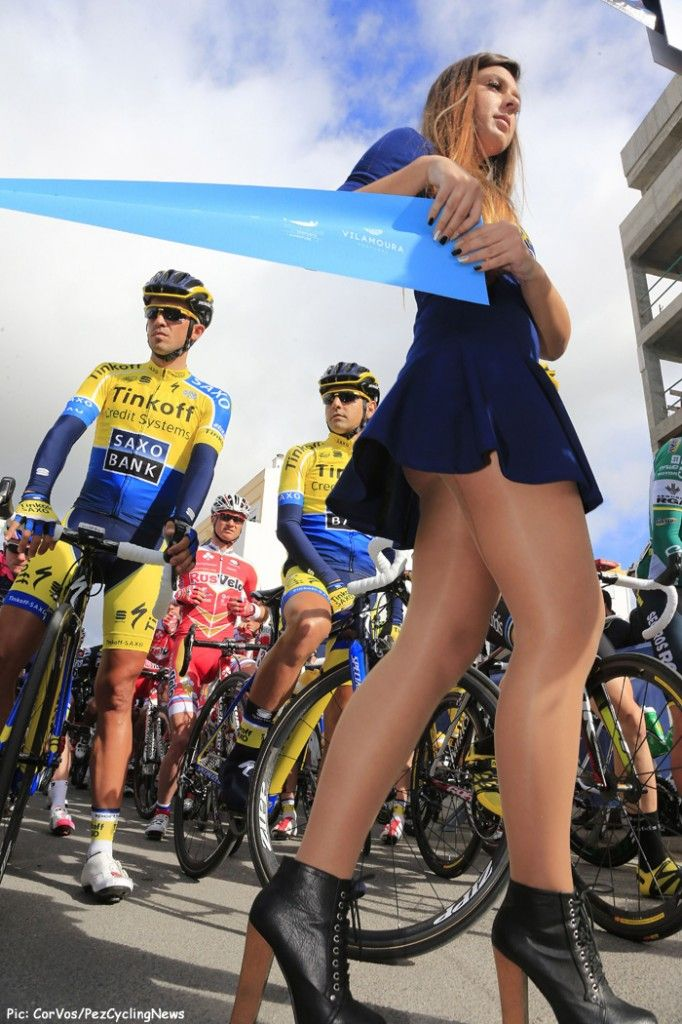 PezCycling News has the best cycling photos in our Pelopics pro cycling gallery, like race action photography from the tour de france, giro d'italia, cobbled classics photos, pro teams and top riders, the most beautiful women of pro cycling from podium girls and hostesses, to women we love and gorgeous athletes in our Daily Distractions gallery.