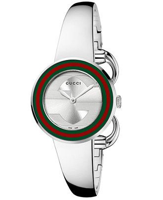 Gucci Watch Strap and Bezel Kit, Women's Swiss U-Play Accessories - Gucci - Jewelry & Watches - Macy's