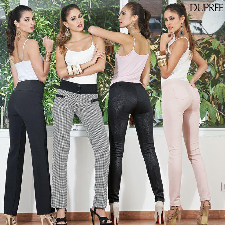 ¡Variedad de pantalones y leggins en esta Campaña! Elige tu favorito..