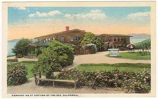 Pierpont Inn Circa 30 39 S Wyndham Garden Pierpont Inn