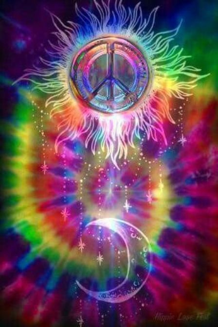 Astrology Peace Man ☮