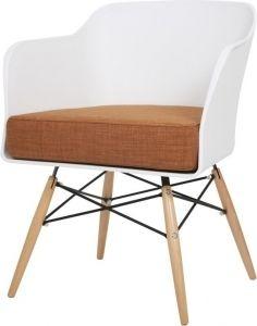 Wow, vinden jullie dit ook zo'n gave stoel!? Je krijgt nu maar liefst 36% korting op deze leuke fauteuil, snel kopen dus! #woon #decoratie #meubelen #stoelen #eetkamer #woonkamer #interieur #inrichting #uitverkoop #home #chair #sale