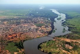 The White Nile through Juba