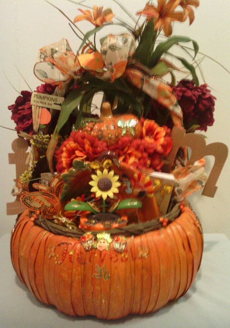 Best images about fall thanksgiving day gift baskets on