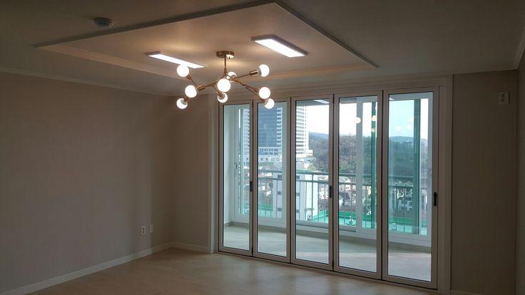 분당 정자동 상록마을 라이프아파트 33평형 폴딩도어
