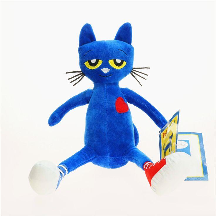 2016 hot kids toys : Pete the Cat Plush Doll
