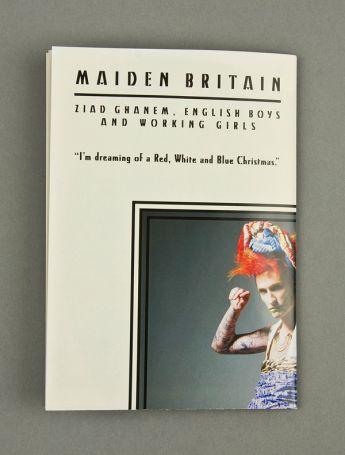 Ziad Ghanem & Maiden Britain image