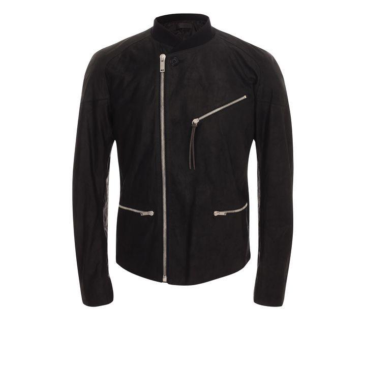 ALEXANDER MCQUEEN|Jackets & Coats|Men Leather