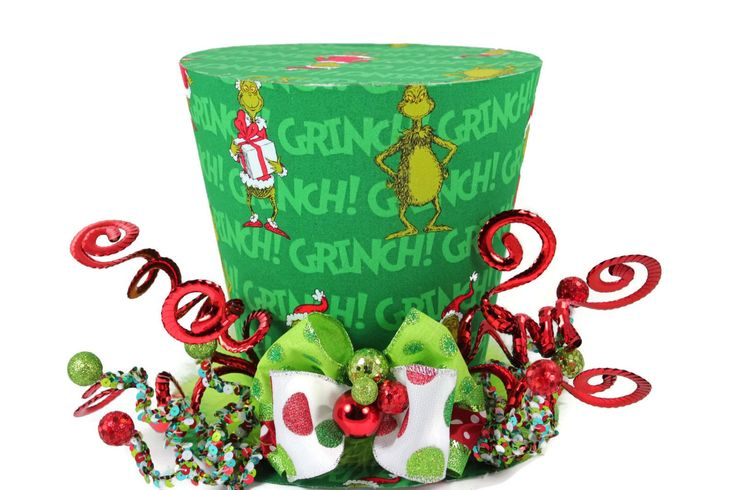 A personal favorite from my Etsy shop https://www.etsy.com/listing/253311727/dr-seuss-the-grinch-the-grinch-who-stole