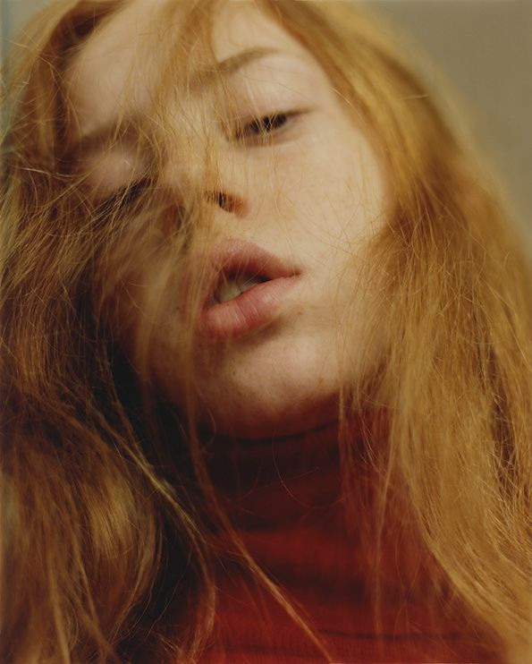 Photograph by Harley Weir: Beauty for i-D Magazine