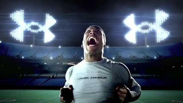 Video: Cam Newton 'Under Armour' commercial | Helmet2Helmet