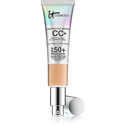It CosmeticsYour Skin But Better CC Cream with SPF 50+ - Medium- REALLY WANT!