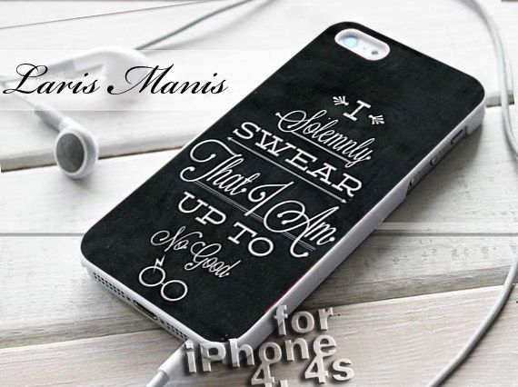 #I #Solemnly #Swear #quotes #Harry #potter #hogwarts #iPhone4Case #iPhone5Case #SamsungGalaxyS3Case #SamsungGalaxyS4Case #CellPhone #Accessories #Custom #Gift #HardPlastic #HardCase #Case #Protector #Cover #Apple #Samsung #Logo #Rubber #Cases #CoverCase