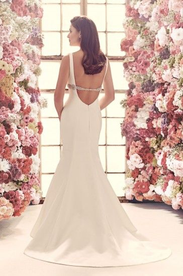 67 best Mikaella Bridal images on Pinterest | Wedding frocks, Short ...