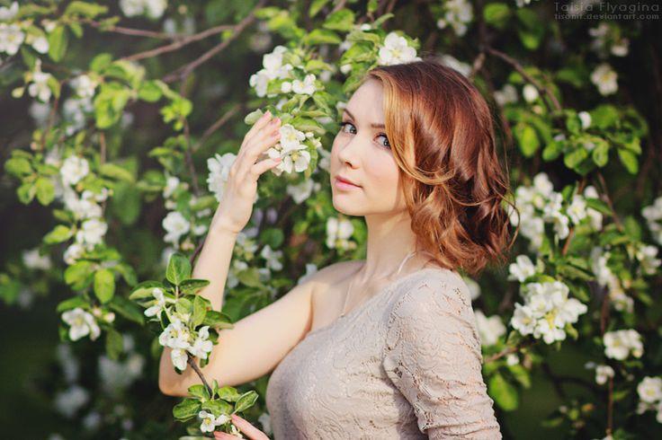 Blossoms by Taya