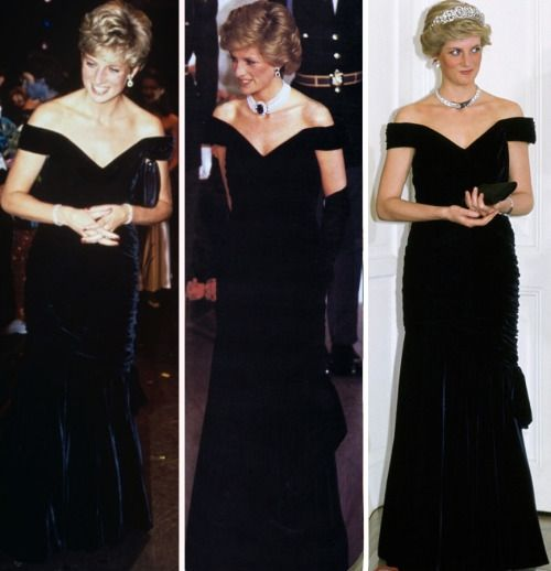 royal recycling (Victor Edelstein gown)