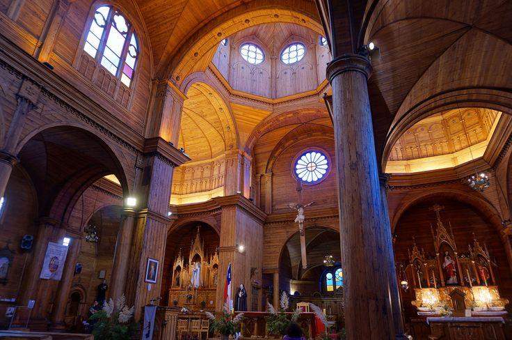 Iglesia San Francisco, Chiloe | Flickr - Photo Sharing!