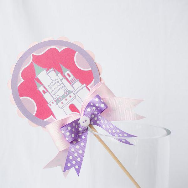 Lollipop Decoration - Princess