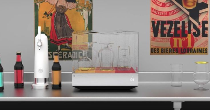 Table top dishwasher coming in 2018. Save water and time.