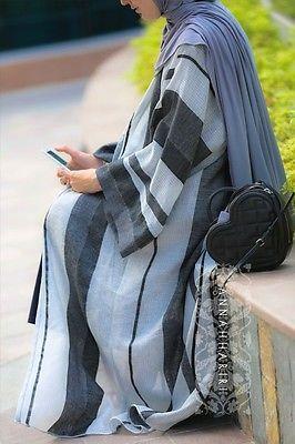 6 of 12: Open Abaya From Dubai