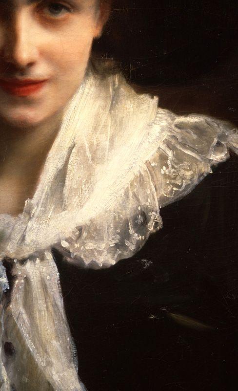 28 best Gustave Jean Jacquet images on Pinterest | Portraits ...