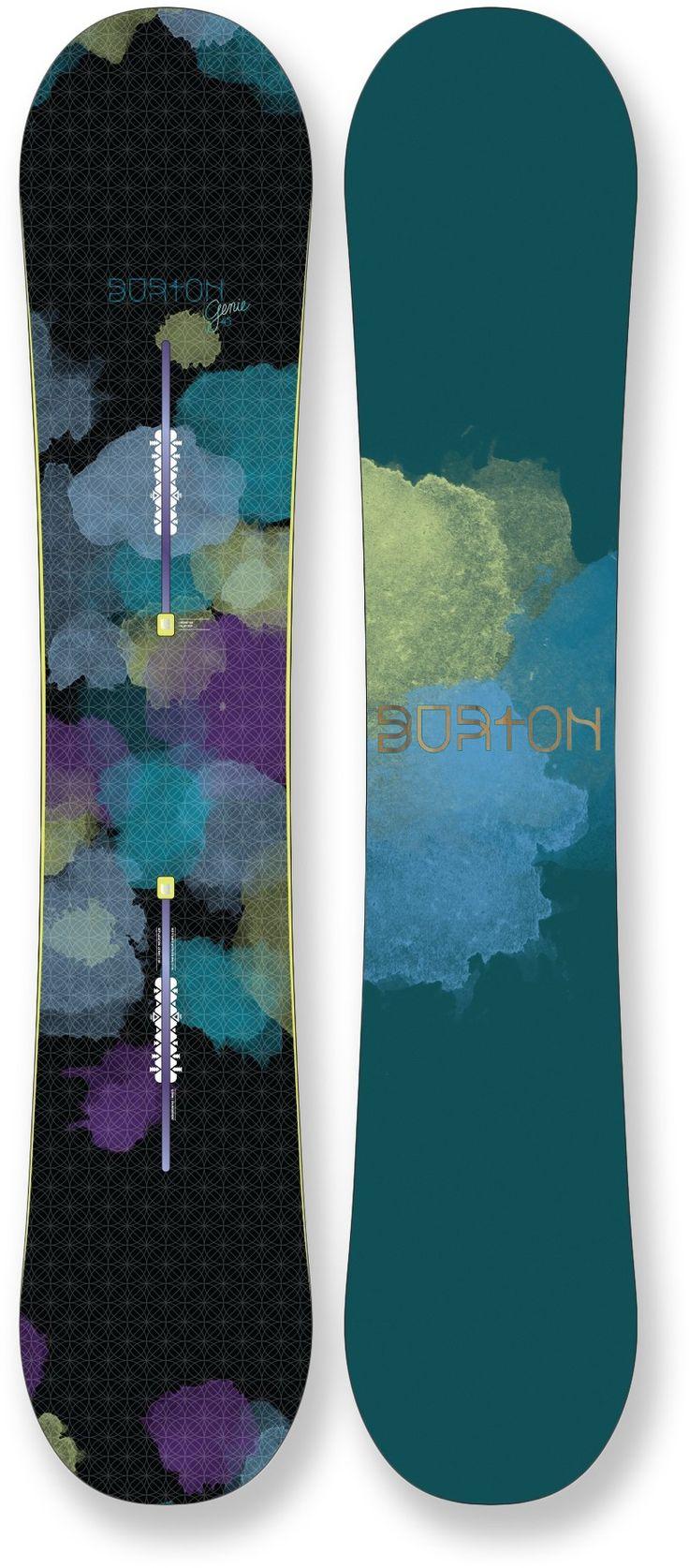 Burton Genie Snowboard - Women's - 2014/2015