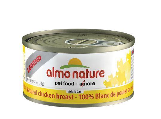Holistic Cat Food Almo Chicken Breast 2.8oz